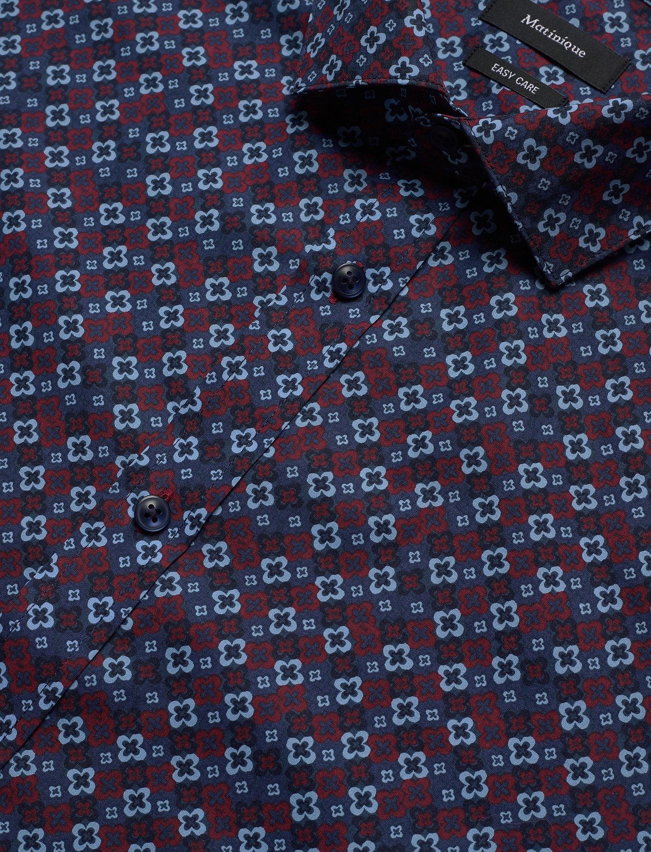 Matinique MAtrostol B1 - Skjorter BRICK RED - Menn Klær