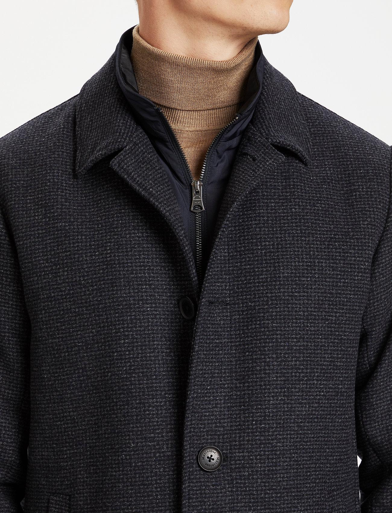 Matinique MAphilman Wool - Jakker og frakker DARK NAVY - Menn Klær