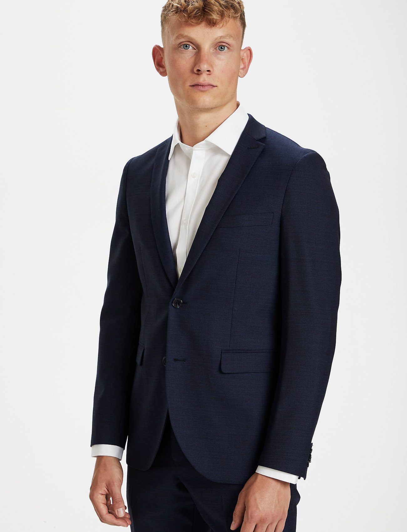 Ink Washable Suit (Ink Blue) (194.35 €) - Matinique gRVPl