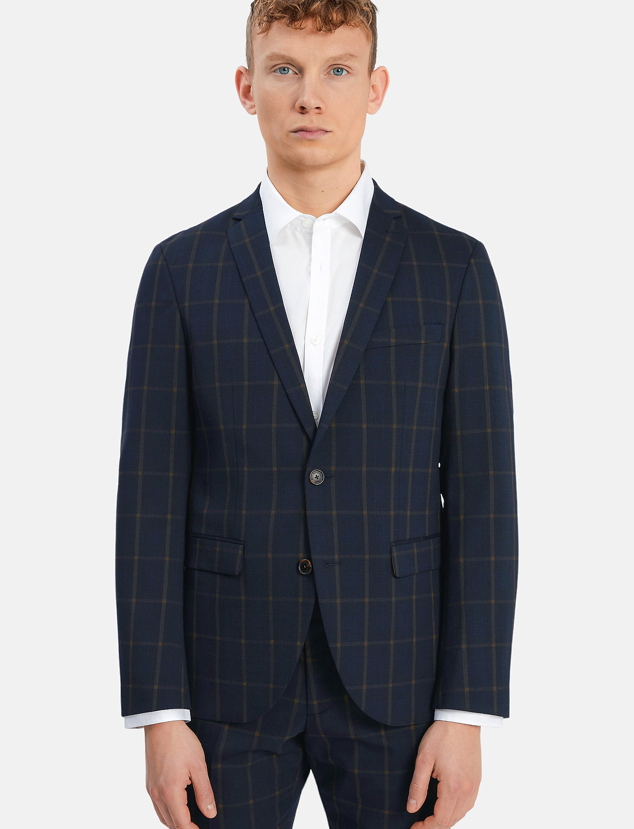 Matinique - MAgeorge F - single breasted blazers - dark navy - 0
