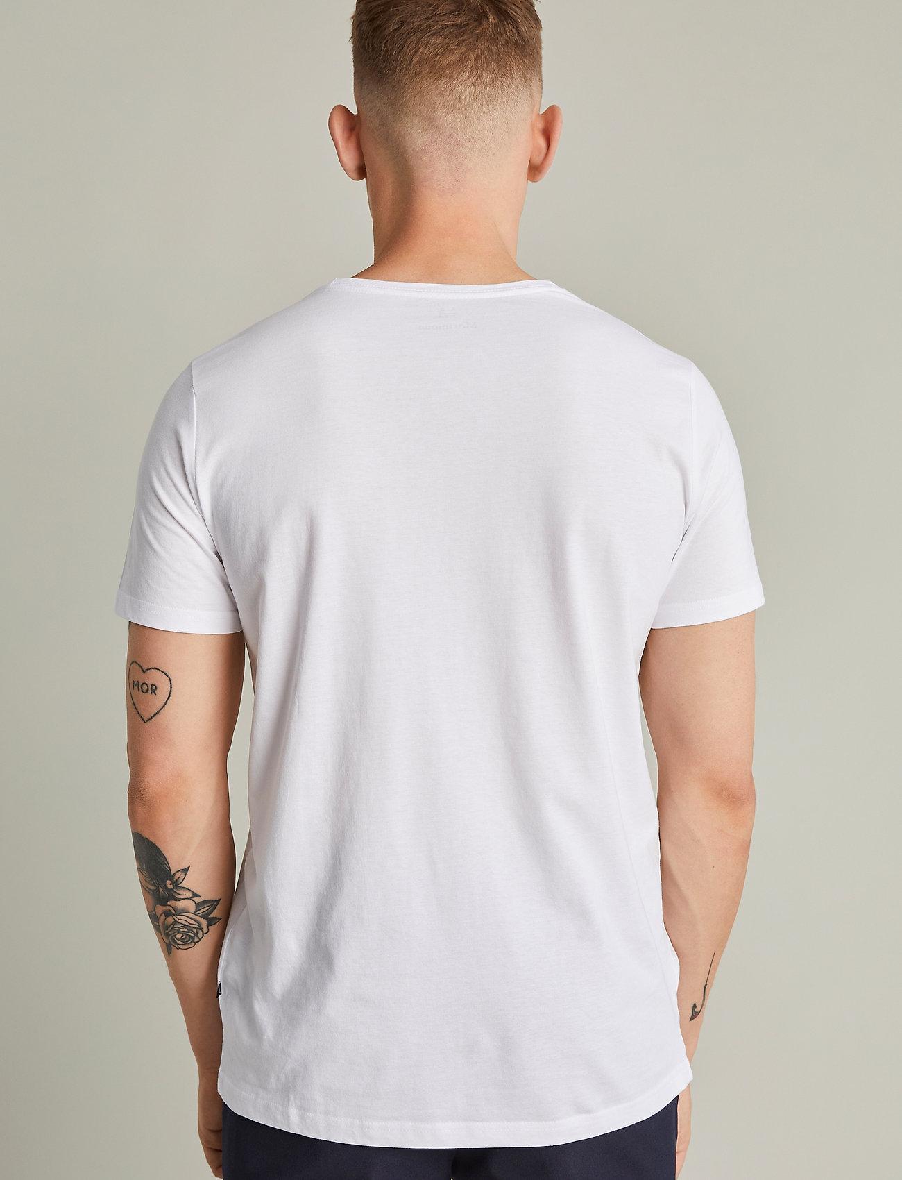 Matinique - MAJermane 3-pack - basic t-shirts - white - 3