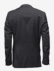 Matinique - BARRET B - single breasted blazers - dark grey mel - 1