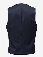 Matinique - Breck - waistcoats - dark navy - 2