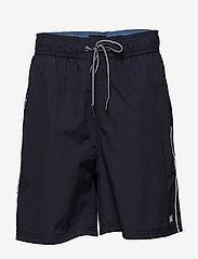 Matinique - Sage Swim Solid Swim - uimashortsit - navy blazer - 0