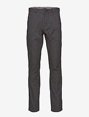 Matinique - Pristu CM Casual Dot - suit trousers - black - 0
