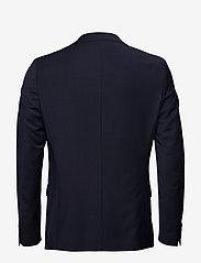 Matinique - Jonathan - enkelknäppta kostymer - navy blazer - 2