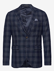 Matinique - MAgeorge - single breasted blazers - ink blue - 1