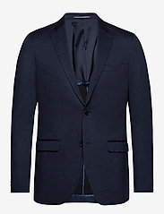 Matinique - MAgeorge Jersey - single breasted blazers - dust blue - 1