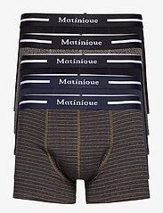 Matinique - MAn Grant - undertøy - pattern - 0