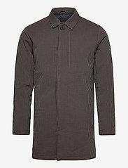 Matinique - MAphilmanNN - manteaux legères - steel grey - 0