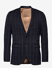 Matinique - MAgeorge F - single breasted blazers - dark navy - 1