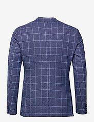 Matinique - MAgeorge - single breasted blazers - dust blue - 2