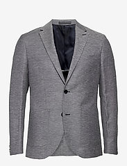 Matinique - MAgeorge - single breasted blazers - dark navy - 1