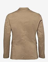 Matinique - MAnoel - single breasted blazers - khaki - 2