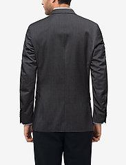 Matinique - BARRET B - single breasted blazers - dark grey mel - 3