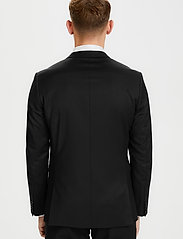 Matinique - George F - single breasted blazers - black - 4