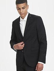 Matinique - George F - single breasted blazers - black - 6