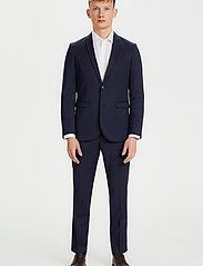 Matinique - George F - single breasted blazers - dark navy - 3