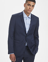 Matinique - George F - single breasted blazers - dark navy - 6