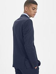 Matinique - George F - single breasted blazers - dark navy - 7