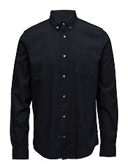 Trostol Flannel stripe - MOOD INDIGO