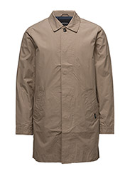 Miles Trench Spring Mac - LIGHT BEIGE