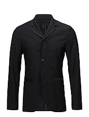 Zip Blazer Clean Tech Suit - BLACK
