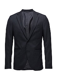 George Jaquard Suiting - DARK NAVY