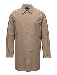 Bowen Tech Trench - LIGHT BEIGE