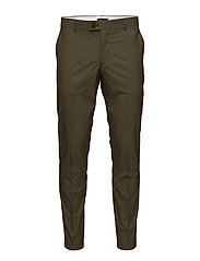 Las 2 Olive Casual Suit - DUSTY OLIVE