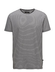 Jermane Classic Stripe - DARK SHADOW