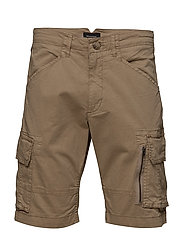 Cabe Short Chino Shorts - LIGHT BEIGE