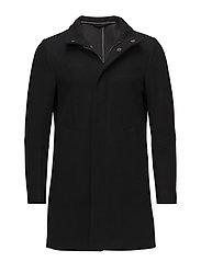 Harvey Lab Bonded Wool - BLACK