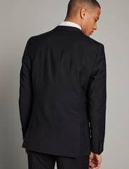 Matinique - Jonathan - single breasted blazers - black - 4