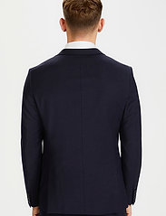 Matinique - Jonathan - single breasted blazers - navy blazer - 4