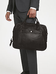 Matinique - CommuterMA L - briefcases - dark brown - 5