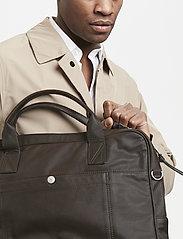 Matinique - CommuterMA L - briefcases - dark brown - 7