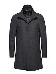 Harvey N Classic wool - MED.GREY MELANGE