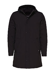 Deston Campaign Hood - BLACK