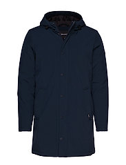 Deston Campaign Hood - DARK NAVY