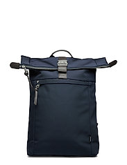 FoldanMA Backpack Nylon Bag - DARK NAVY