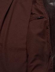 Matinique - Adron - lederjacken - dark brown - 4