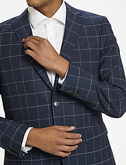 Matinique - MAgeorge F - single breasted blazers - dark navy - 6
