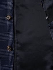 Matinique - MAgeorge - single breasted blazers - ink blue - 9