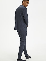 Matinique - MAgeorge Jersey - single breasted blazers - dust blue - 3