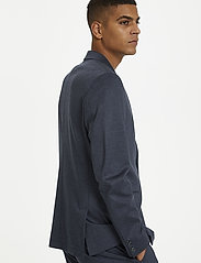 Matinique - MAgeorge Jersey - single breasted blazers - dust blue - 5