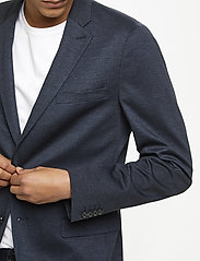 Matinique - MAgeorge Jersey - single breasted blazers - dust blue - 6
