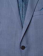 Matinique - MAgeorge F - single breasted blazers - mediterranien blue - 2