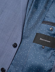 Matinique - MAgeorge F - single breasted blazers - mediterranien blue - 4
