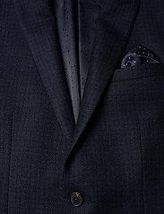 Matinique - MAgeorge - enkelknäppta kavajer - ink blue - 2